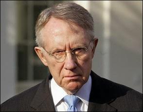 Harry Reid Grumpy
