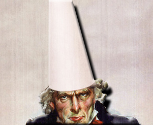 Uncle Sam Dunce